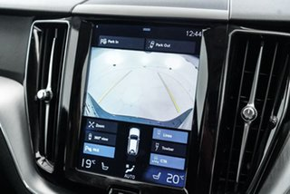 2018 Volvo XC60 UZ MY18 D4 AWD Momentum Blue 8 Speed Sports Automatic Wagon