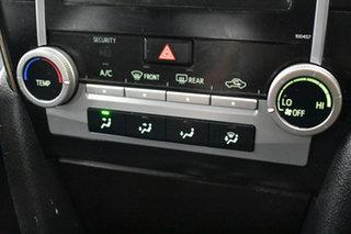 2016 Toyota Camry ASV50R MY15 Altise White 6 Speed Automatic Sedan