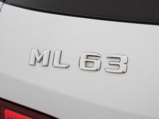 2014 Mercedes-Benz ML63 AMG 166 MY14 4x4 Silver 7 Speed Automatic Wagon