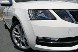 2017 Skoda Octavia NE MY18 110 TSI White 7 Speed Auto Direct Shift Wagon