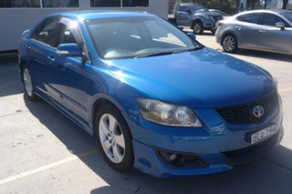 2008 Toyota Aurion GSV40R Sportivo ZR6 Blue 6 Speed Sports Automatic Sedan.