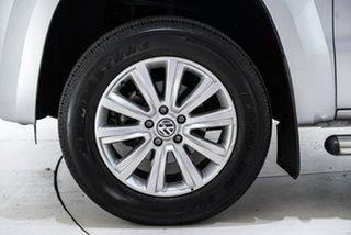 2016 Volkswagen Amarok 2H MY16 TDI420 4Motion Perm Highline Grey 8 Speed Automatic Utility