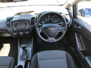 2014 Kia Cerato YD MY14 SI Blue 6 Speed Sports Automatic Hatchback