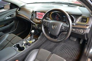 2017 Holden Commodore VF II MY17 SV6 Grey 6 Speed Sports Automatic Sedan.