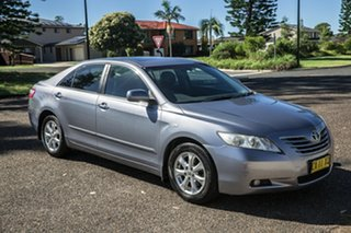 2008 Toyota Camry ACV40R Grande Silver 5 Speed Automatic Sedan