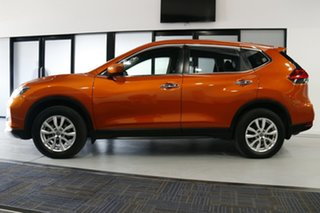 2017 Nissan X-Trail T32 ST (FWD) Amsterdam Orange Continuous Variable Wagon