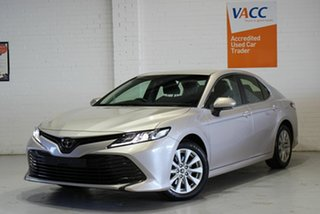 2019 Toyota Camry ASV70R Ascent Beige 6 Speed Sports Automatic Sedan.