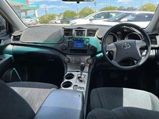 2010 Toyota Kluger GSU45R Altitude AWD Grey 5 Speed Sports Automatic Wagon