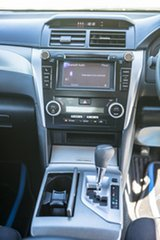2012 Toyota Aurion GSV50R AT-X White 6 Speed Sports Automatic Sedan