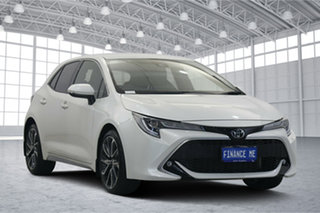 2019 Toyota Corolla Mzea12R ZR White 10 Speed Constant Variable Hatchback.