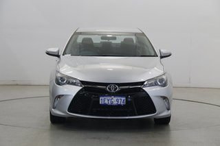 2015 Toyota Camry ASV50R Atara SX Silver 6 Speed Sports Automatic Sedan.