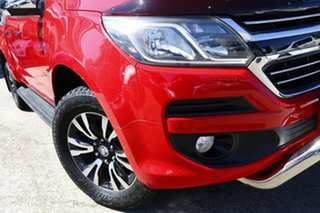 2017 Holden Colorado RG MY18 LTZ Pickup Crew Cab 4x2 Red 6 Speed Sports Automatic Utility.