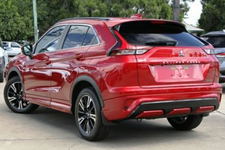 2020 Mitsubishi Eclipse Cross YB MY21 Exceed 2WD Red Diamond 8 Speed Constant Variable Wagon