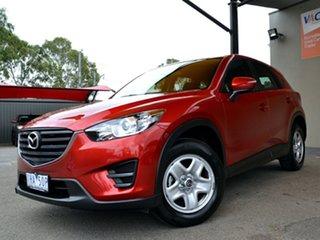 2016 Mazda CX-5 KE1072 Maxx SKYACTIV-Drive FWD Red 6 Speed Sports Automatic Wagon