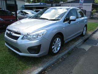 2013 Subaru Impreza MY13 2.0I (AWD) Silver 6 Speed Manual Sedan.