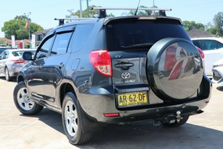 2007 Toyota RAV4 ACA33R CV Storm Grey 4 Speed Automatic Wagon.