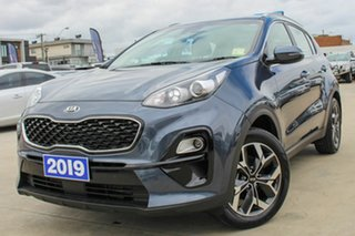 2019 Kia Sportage QL MY19 Si 2WD Premium Blue 6 Speed Sports Automatic Wagon.