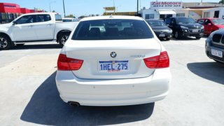2009 BMW 3 Series E90 MY09 320d Steptronic Executive White 6 Speed Sports Automatic Sedan