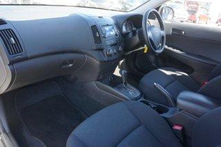 2011 Hyundai i30 FD MY11 SX Hyper Silver 4 Speed Automatic Hatchback