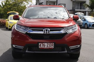 2019 Honda CR-V RW MY20 VTi-LX 4WD Passion Red 1 Speed Constant Variable Wagon