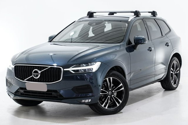 Used Volvo XC60 UZ MY18 D4 AWD Momentum Berwick, 2018 Volvo XC60 UZ MY18 D4 AWD Momentum Blue 8 Speed Sports Automatic Wagon