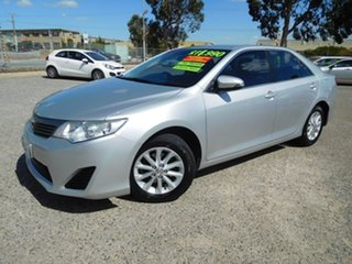 2013 Toyota Camry ASV50R Altise Silver 6 Speed Sports Automatic Sedan.