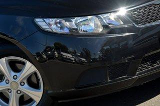 2012 Kia Cerato TD MY12 SI Black 6 Speed Sports Automatic Sedan