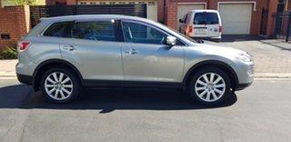 2009 Mazda CX-9 09 Upgrade Luxury Silver 6 Speed Auto Activematic Wagon.