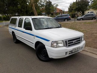2006 Ford Courier PH (Upgrade) GL Crew Cab 4x2 5 Speed Manual Utility.
