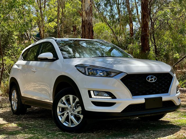 Used Hyundai Tucson TL3 MY19 Active X 2WD Reynella, 2019 Hyundai Tucson TL3 MY19 Active X 2WD Pure White 6 Speed Automatic Wagon