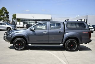 2017 Isuzu D-MAX MY17 LS-M Crew Cab Grey 6 Speed Sports Automatic Utility
