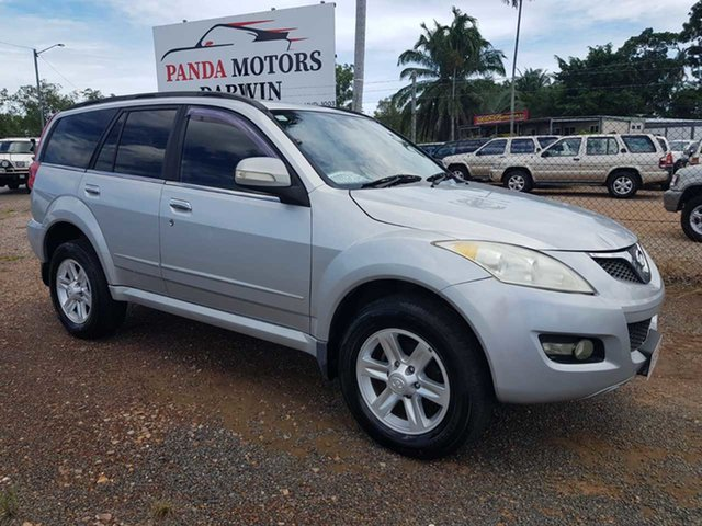 Used Great Wall X240 CC6461KY MY12 Pinelands, 2012 Great Wall X240 CC6461KY MY12 Silver 5 Speed Manual Wagon