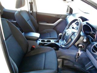 2017 Mazda BT-50 UR0YG1 XT 4x2 Hi-Rider White 6 Speed Sports Automatic Utility