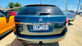 2009 Holden Commodore VE MY10 Omega Sportwagon Blue 6 Speed Sports Automatic Wagon