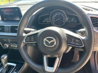 2018 Mazda 3 BN5478 Touring SKYACTIV-Drive Red 6 Speed Sports Automatic Hatchback