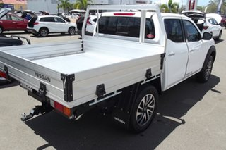2020 Nissan Navara D23 S4 MY20 RX White 6 Speed Manual Cab Chassis
