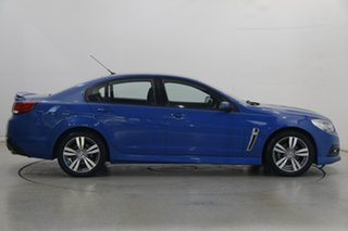 2015 Holden Commodore VF MY15 SV6 Blue 6 Speed Manual Sedan