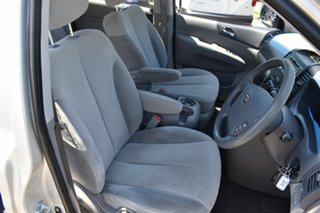 2012 Kia Grand Carnival VQ MY12 S Silver 6 Speed Sports Automatic Wagon