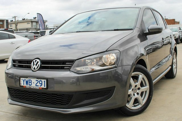 Used Volkswagen Polo 6R MY12.5 66TDI DSG Comfortline Coburg North, 2012 Volkswagen Polo 6R MY12.5 66TDI DSG Comfortline Grey 7 Speed Sports Automatic Dual Clutch