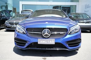 2017 Mercedes-AMG C43 C Brilliant Blue 9 Speed Automatic G-Tronic Coupe
