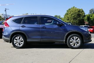 2013 Honda CR-V RM MY14 VTi-S 4WD Blue 5 Speed Sports Automatic Wagon