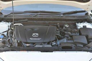 2017 Mazda 6 GL1031 Touring SKYACTIV-Drive White 6 Speed Sports Automatic Sedan