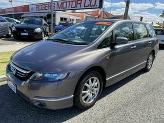 2004 Honda Odyssey 20 Luxury Grey 5 Speed Sequential Auto Wagon.