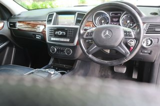 2012 Mercedes-Benz M-Class W166 ML350 BlueTEC 7G-Tronic + White 7 Speed Sports Automatic Wagon