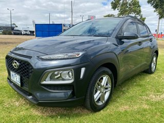 2018 Hyundai Kona OS MY18 Active 2WD Dark Knight 6 Speed Sports Automatic Wagon