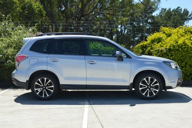 Used Subaru Forester S4 MY18 2.5i-S CVT AWD Maitland, 2018 Subaru Forester S4 MY18 2.5i-S CVT AWD Silver 6 Speed Constant Variable Wagon