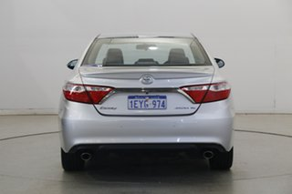 2015 Toyota Camry ASV50R Atara SX Silver 6 Speed Sports Automatic Sedan