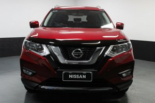 2017 Nissan X-Trail T32 Series II ST-L X-tronic 2WD Red 7 Speed Constant Variable Wagon.