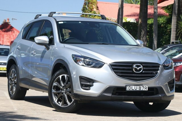 Pre-Owned Mazda CX-5 MY15 GT (4x4) Mosman, 2016 Mazda CX-5 MY15 GT (4x4) 6 Speed Automatic Wagon