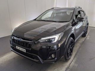 2019 Subaru XV G5X MY19 2.0i-S Lineartronic AWD Black 7 Speed Constant Variable Wagon.